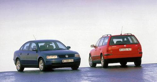 Volkswagen Passat B5 1996-2000