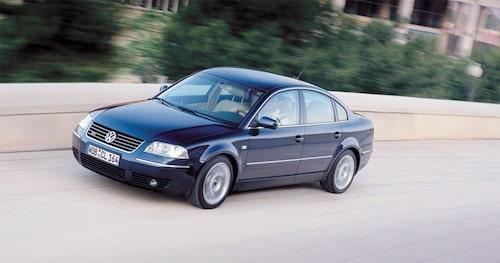 Volkswagen Passat B5 2000-2005 facelift