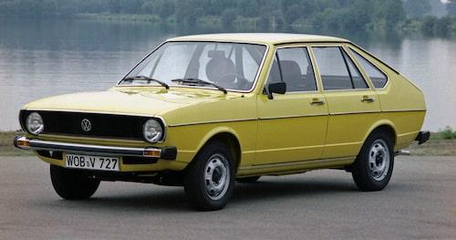Volkswagen Passat B1 1973-1977