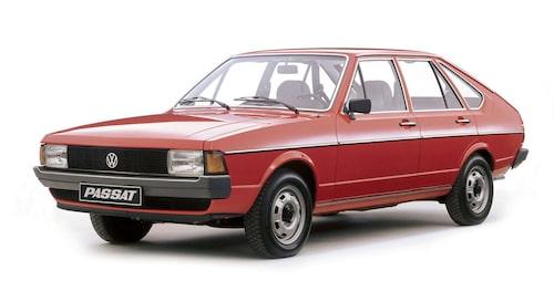 Volkswagen Passat B1 1977-1980 facelift