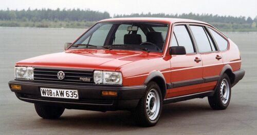 Volkswagen Passat B2 1985-1988 facelift