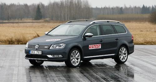 Volkswagen Passat B7 2010-2014 (egentligen facelift av B6)