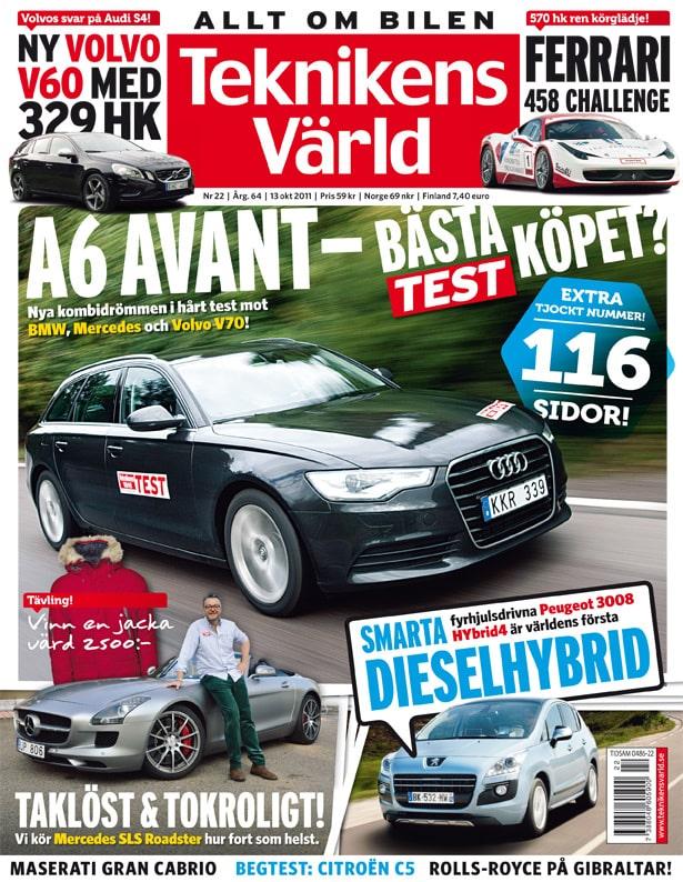 Teknikens Värld nummer 22 / 2011