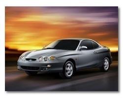 Provkörning av Hyundai Coupé