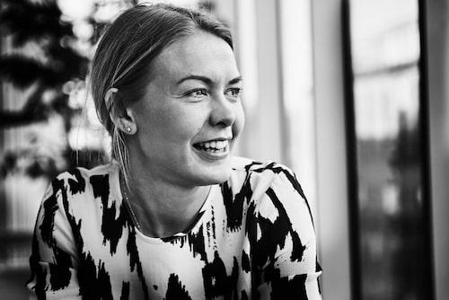 Maja Englund. Foto: Erik Lindvall
