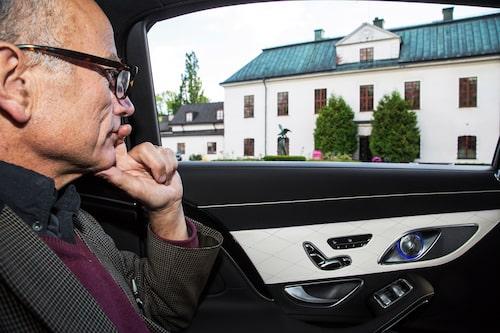 Häringe Slott, här skulle jag och bilen  kunna tänka oss att bo.