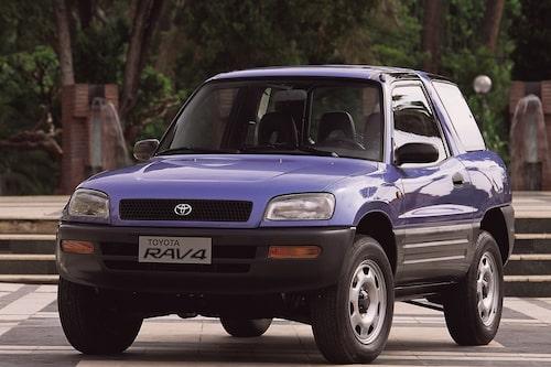 Toyota RAV4 3D 1994
