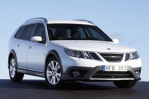 9. SAAB 9-3X. Lagom till när skogsmulle-konceptet känns uttjatat kommer Saab med sin modell – tio år för sent. Går inte att få med dieselmotor och fyrhjulsdrift, vilket kommer skrämma bort eventuella köpare, om inte nedläggningshotet redan avskräckt dem.