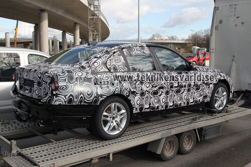 BMW 3-serie F30