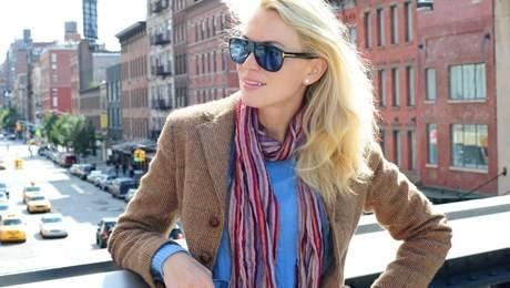 Andrea Engsäll är ny bloggare på mama.nu.