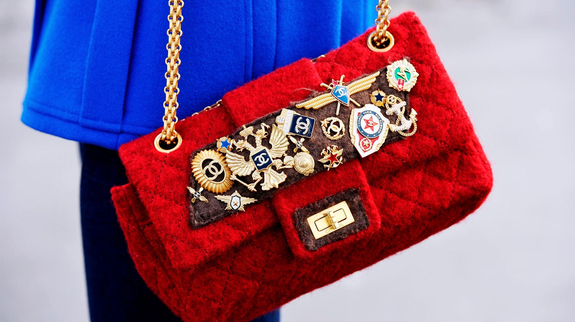 chanel väska sverige