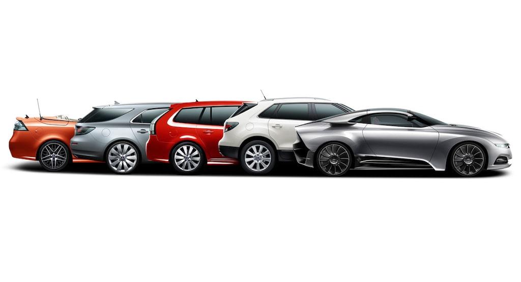 GM säger nej till fortsatt Saab-rekonstruktion