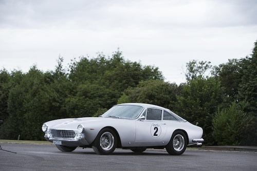 Ferrari 250 GT/L Lusso, 1963.