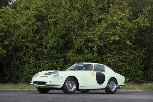 Ferrari 275 GTB/6C aluminium, 1966.