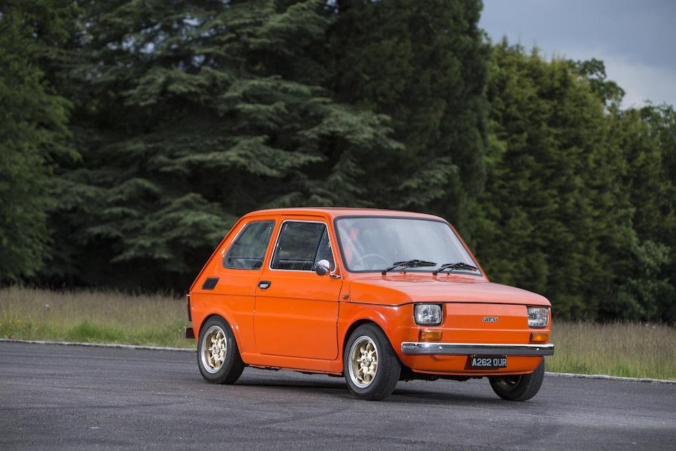 Fiat 127 Abarth, 1983.