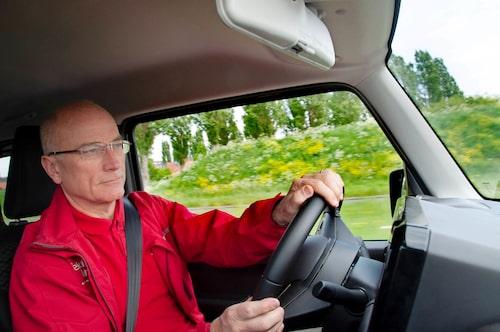 Förbrukningen blir aldrig låg. Med manuell växellåda drar Jimny 0,79 liter per mil i WLTP-körcykeln.