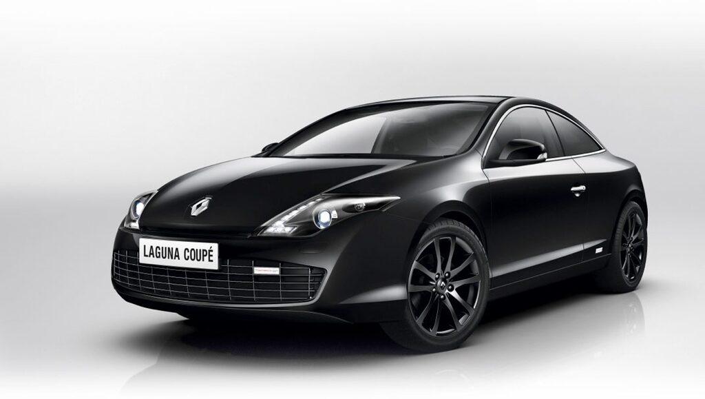 Renault Laguna Coupé facelift 2012