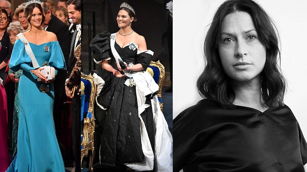 Damernas Världs modechef Lisa Pettersson listar de bäst klädda på Nobelfesten 2019.