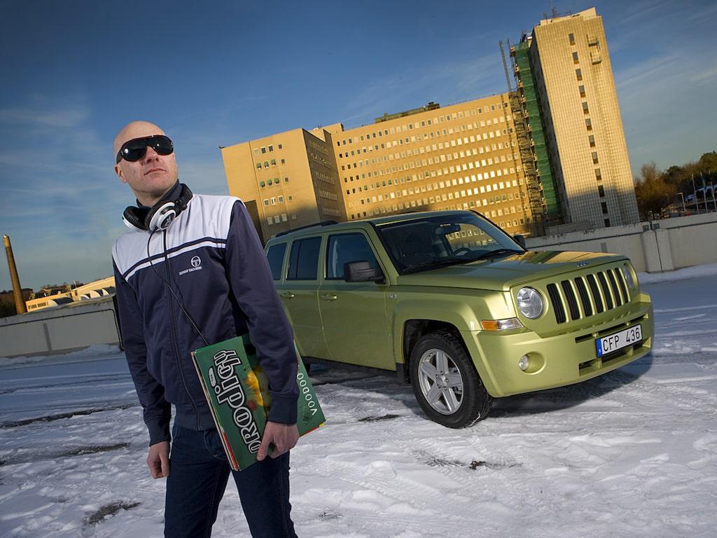 Provkörning av Jeep Patriot 2,4 Sport
