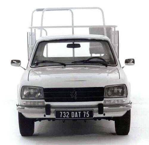 1981 Peugeot 504, påve Johannes Paulus II
