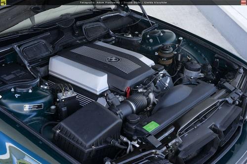 Motorn är inte ens inkörd.