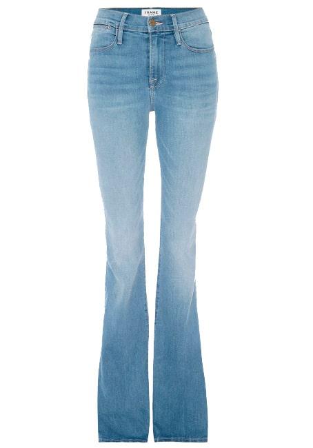 Jeans, Le High Flare, 2197 kr, Frame. Här hittar du liknande.