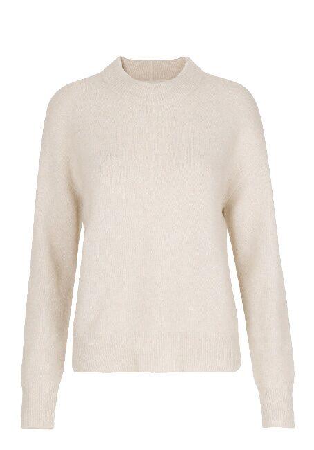 Tröja, 999 kr, Samsoe Samsoe. Fler alternativ på vita stickade tröjor hittar du här.