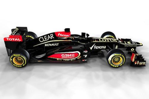 Lotus E21