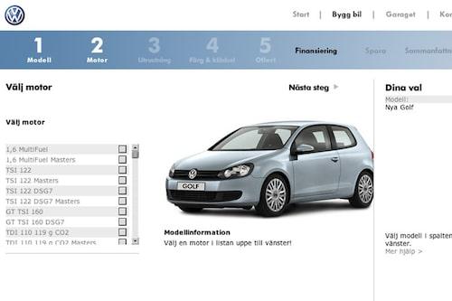 Plats 9. Volkswagen
