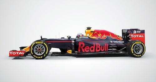 Red Bull RB12.