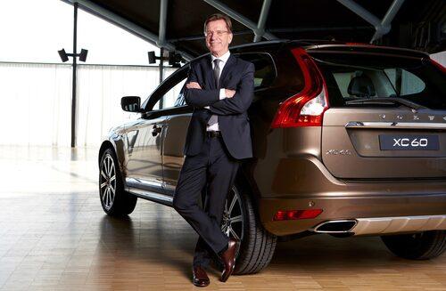 Håkan Samuelsson, vd för Volvo Car Group