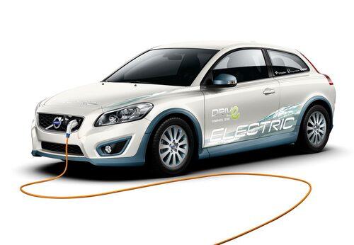 Volvo C30 DRIVe Electric ska med hjälp av bränslecellsteknik få mer än fördubblad räckvidd.
