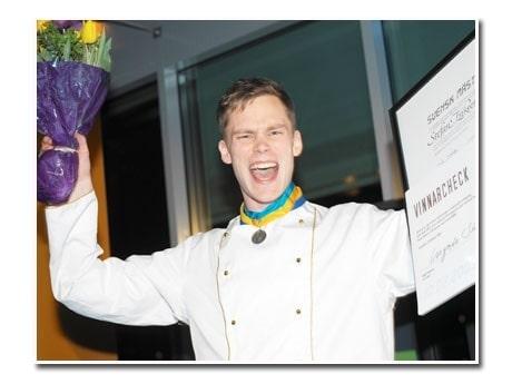 <p>S&aring; h&auml;r glad blev Stefan n&auml;r han vann 2005.</p>