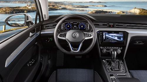 Volkswagen Passat GTE 2020 facelift
