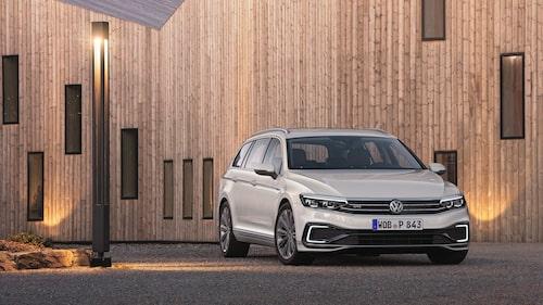 Volkswagen Passat GTE Sportscombi 2020 facelift