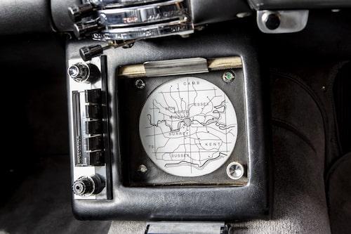 GPS-navigator från 1965.