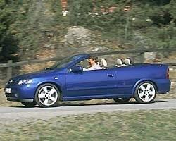 Opel Astra Cabriolet Turbo