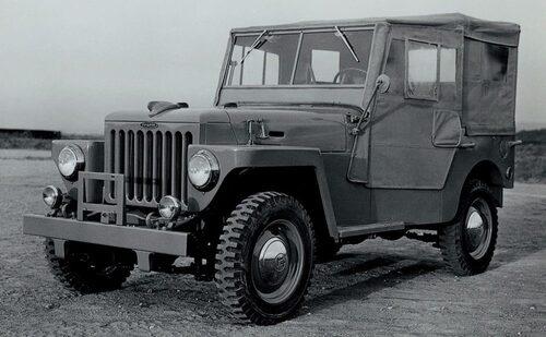 1951 Toyota Land Cruiser BJ