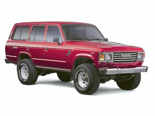 1980 Toyota Land Cruiser J60