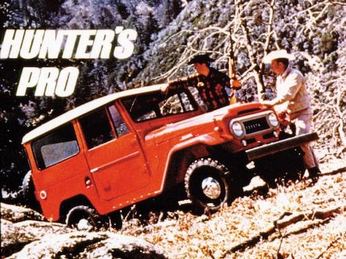 1966 Toyota Land Cruiser J40