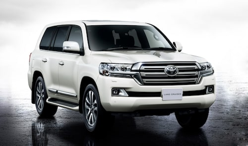 2015 Toyota Land Cruiser J200