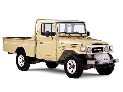 1975 Toyota Land Cruiser J45