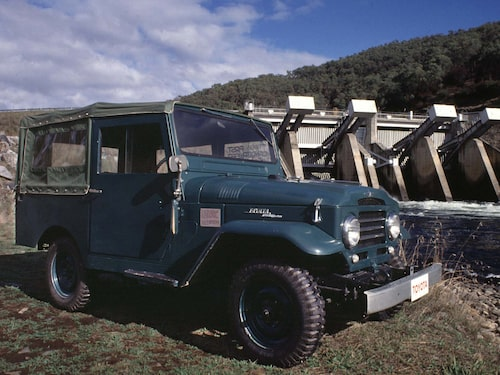 1955 Toyota Land Cruiser J20