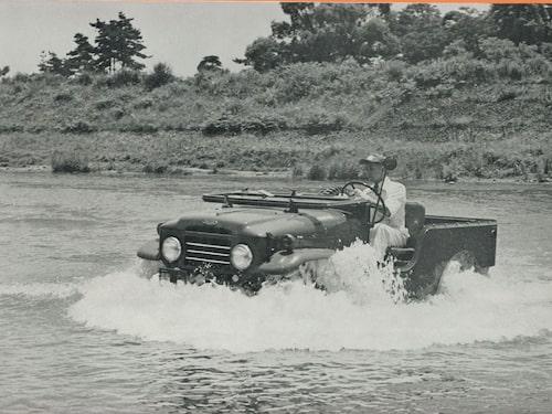 1958 Toyota Land Cruiser J20