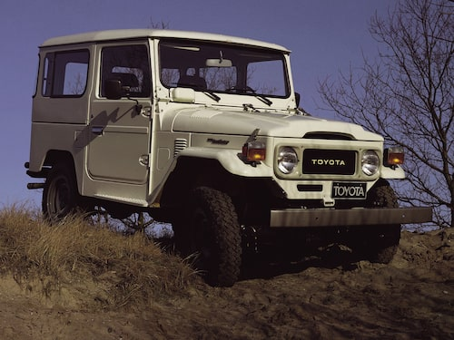 1960 Toyota Land Cruiser J40