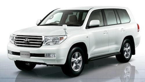 2007 Toyota Land Cruiser J200