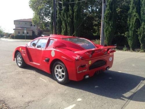 5 500 dollar, eller motsvarande knappt 50 000 kronor, ville ägaren ha för skrä... förlåt, bilen. Tror ni att hen fick det?