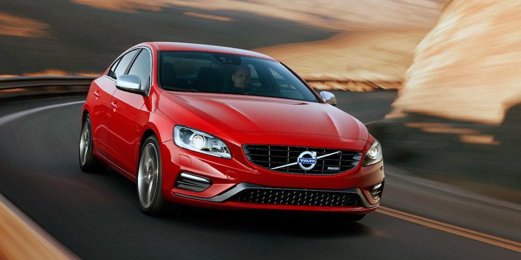 Nya Volvo S60, V60 och XC60 R-Design