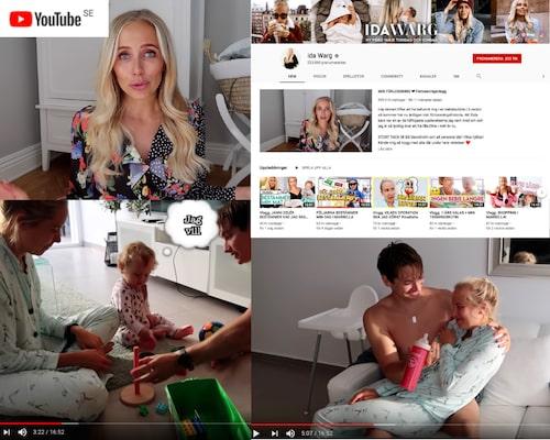Ida Warg har 233 000 youtube-prenumeranter - nedan ger hon sina bästa tips för att lyckas på plattformen.