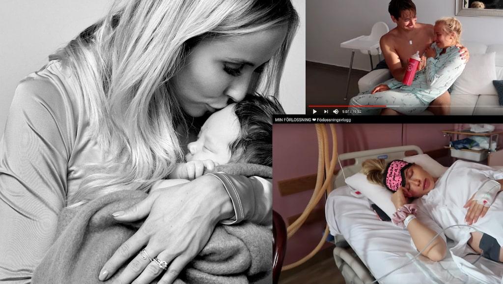 Influencern Ida Warg om momshaming och sina bästa tips för att lyckas på Youtube.